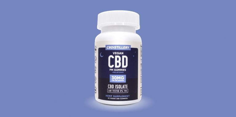 CBDistillery Night Time CBD Gummies