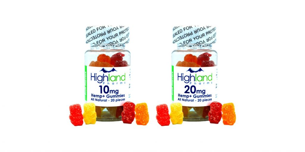 Highland Pharms CBD Gummies