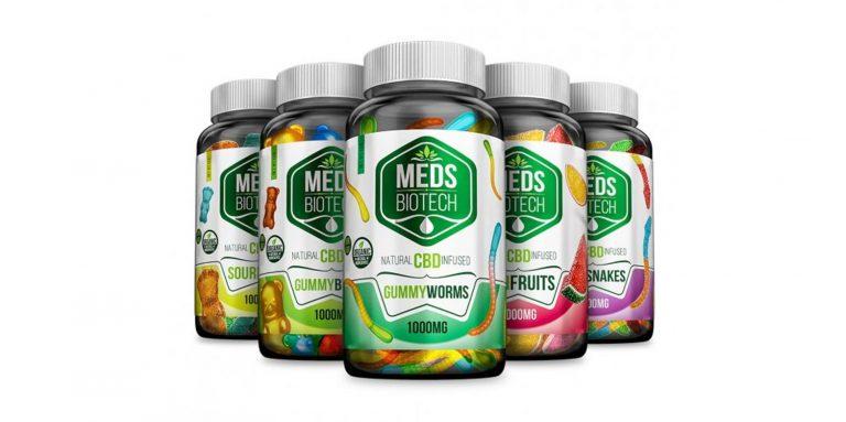 Meds Biotech CBD Gummies